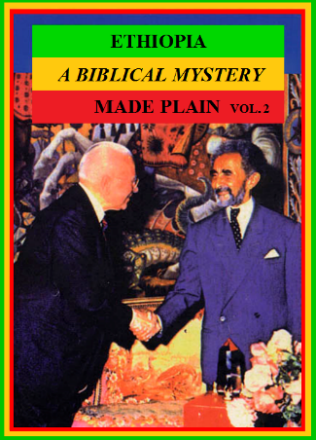 Vol. 2 Ethiopia A Biblical Mystery Made Plain Volume 2 – End Time Mystery Unveiled – Antonio Marcia Naphtali – THRONE ROOM OF REVELATION